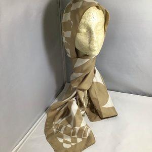 Guy Laroche Paris silk scarf